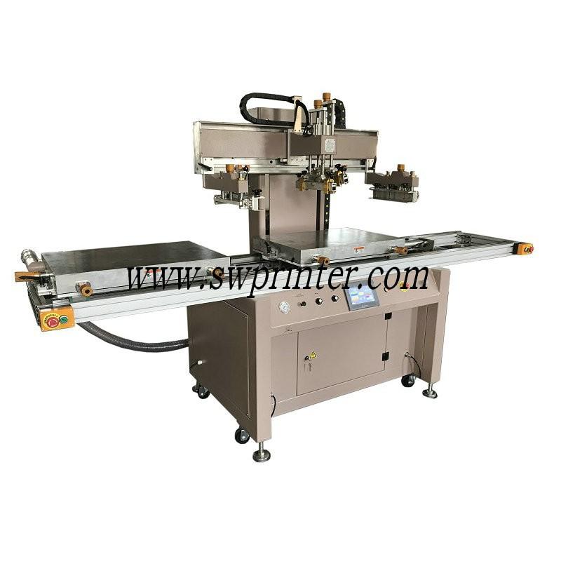 YICAI6080D2 2 workbench creen printer