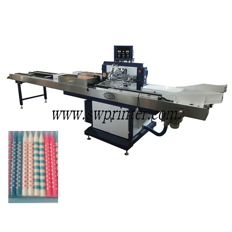 BG1-80C Automatic candle screen printing machine