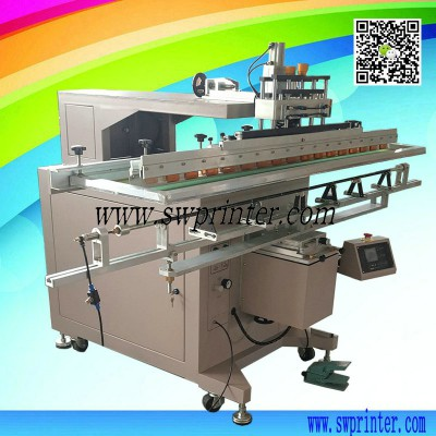 YICAI1200L Long tube screen printer