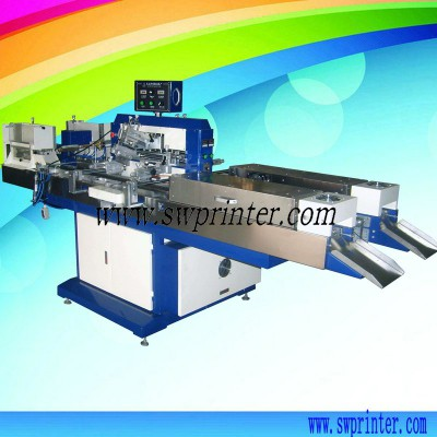 Automatic screen printer for pens