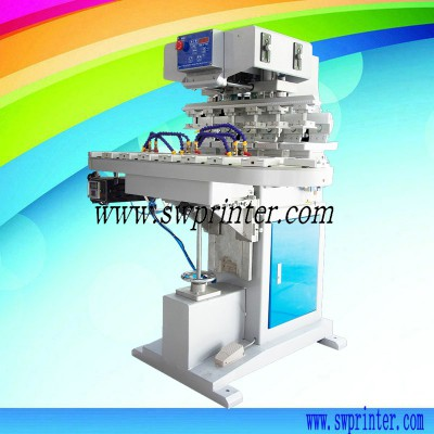YICAI-P6C 6 color pad printing machine