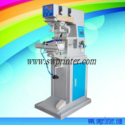 YICAI-P2S 2 color pad printing machine