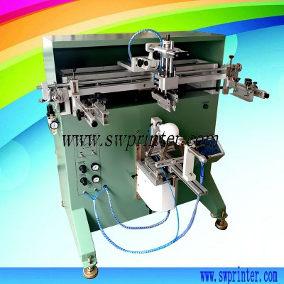 YICAI800A round surface screen printing machine