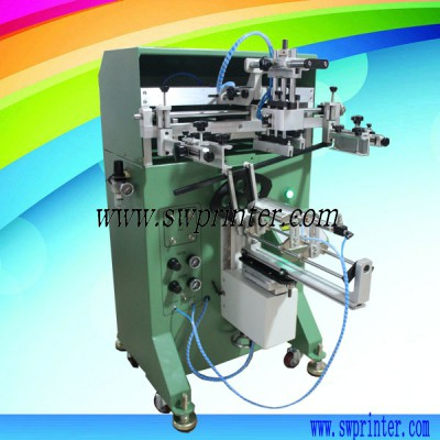 YICAI300A Oval bottle screen printer printing machine
