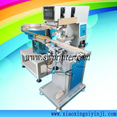 Automatic wooden toys pad printing machine printer