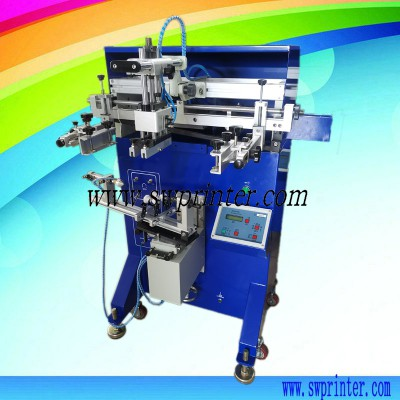 300A screen printer,blue style printing machine,Thailand printer