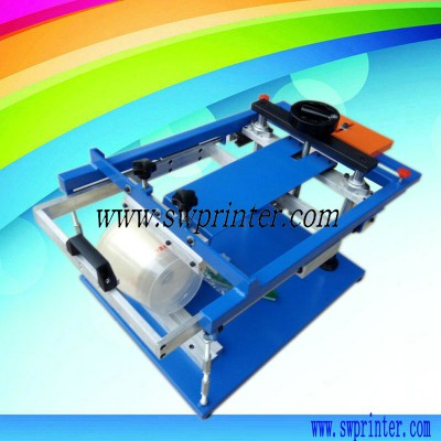YICAI-160M Manual curved screen printing machine