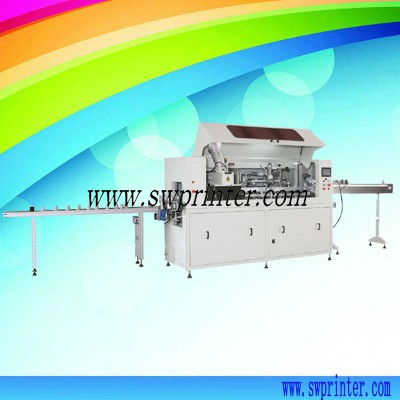 Automatic Oil Filter UV screen printing machine